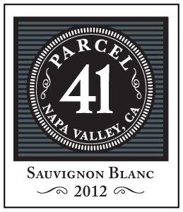 2012 Parcel 41 Sauvignon Blanc 750 Ml