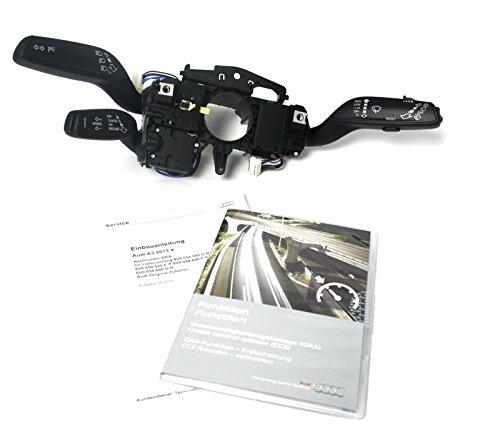 Geschwindigkeitsregelanlage Original Audi A3 S3 8V Sportback GRA Tempomat