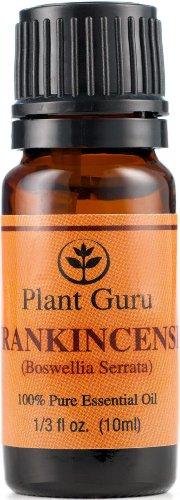 Frankincense Essential Oil. 10 Ml. 100% Pure, Undiluted, Therapeutic Grade.