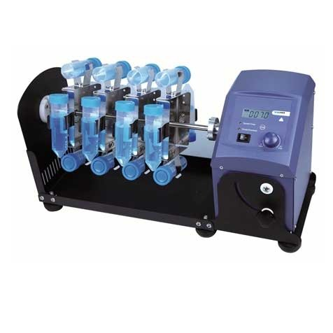Scilogex 82422201 Model MX-RL-Pro LCD Digital Rotisserie Tube Rotator, USA Plug, 100/220V