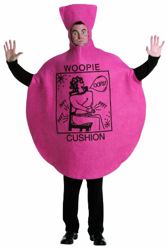Woopie Cushion Costume, One Size