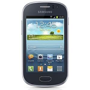 Mobile Phone Samsung Galaxy Fame Gt-s6810-Unlocked International Version/Warranty-Mettalic Blue