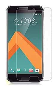 HTC Desire M10 Tempered Glass Screen Protector Scratch Guard by DRaX®
