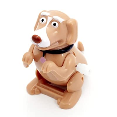 Clockwork Dog Toy
