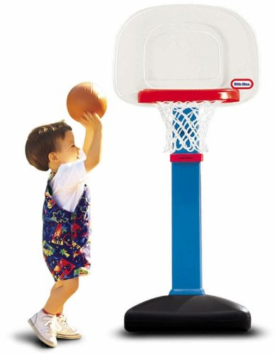 An Image of Little Tikes Easy Score Basketball Set