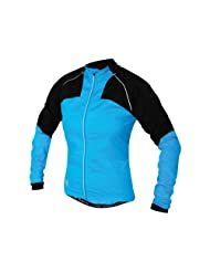 2014 Altura Womens Transformer Windproof Jacket Blue