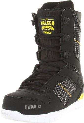 e6fa386b113 thirtytwo Men s JP Walker Light 12 Snowboard Boot Black 7 5 C US ...