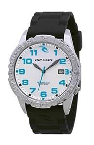 Rip Curl Women's Quartz Watch CORTEZ PU A2486G_1000 with Plastic Strap