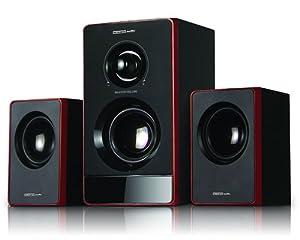 Acoustic Audio AA2100 200 Watt 2.1 Channel Multimedia Speaker System