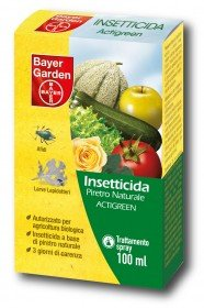 Bayer - Piretro actigreen x 100 ml Bio