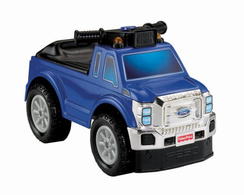 Fisher-Price Power Wheels Ford Super Duty Pick-Up