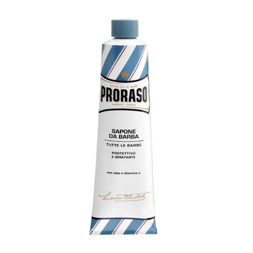 Proraso Shaving Cream, Aloe and Vitamin E , 150 ml, New Form