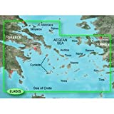 Garmin Bluechart G2 - HEU450S - Athens And Cyclades - Data Card