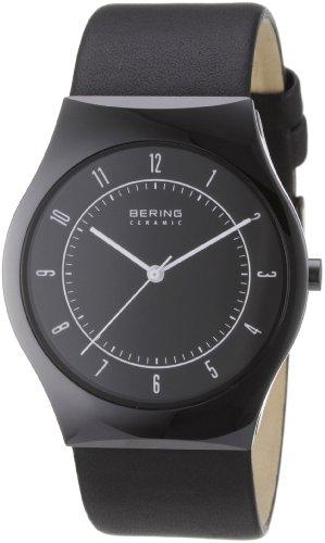 Bering Time Men's Slim Watch 32039-442 Ceramic