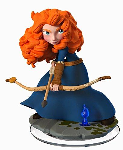 Disney Infinity 2.0 Merida Figure (Xbox One/360/PS4/Nintendo Wii U/PS3) (Disney Infinity Figure Anna compare prices)