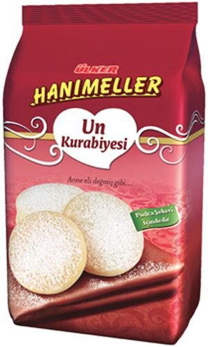 Ulker Turkish Shortbread Cookies - 7oz (Turkish Bread compare prices)