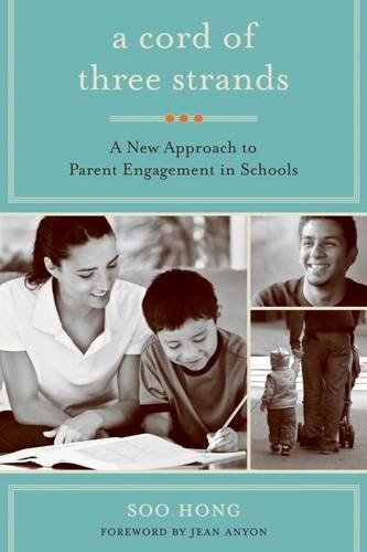 A Cord of Three Strands: A New Approach to Parent Engagement in Schools (Cord Book compare prices)