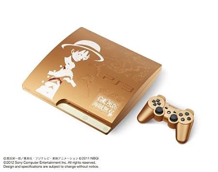 PlayStation 3 (320GB) ワンピース 海賊無双 GOLD EDITION (CEJH-10021)