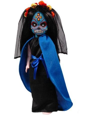 Picture of Mezco Living Dead Dolls Days of the Dead Series 20 Santeria Figure (B003ZIXNCQ) (Mezco Action Figures)