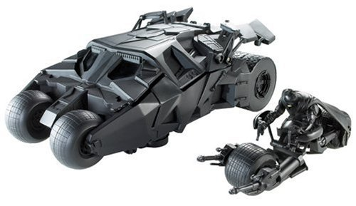 The Dark Knight Batman Stealth Launch Batmoblie Vehicle