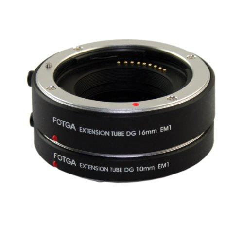 Macro Auto Focus Extension Tube 10Mm 16Mm Set Dg For Canon Eos M Eos-M