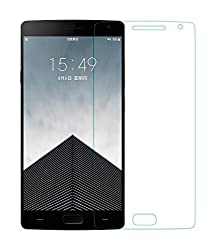 Skoot 2.5D 9H Ultra thin Tempered Glass Screen Protector for Oneplus 2 One plus 2