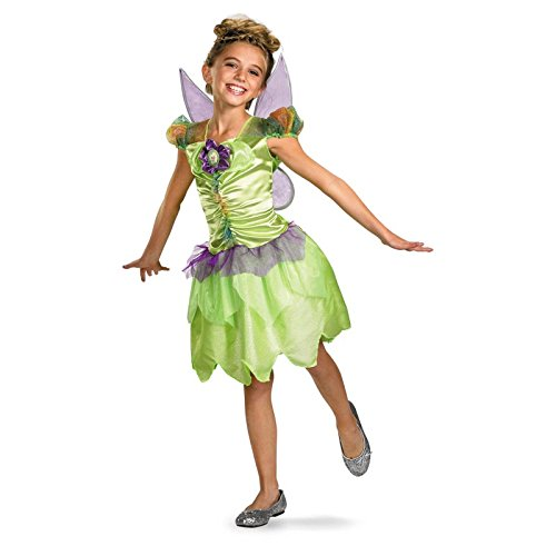Tinker Bell Rainbow Classic Costume - Small