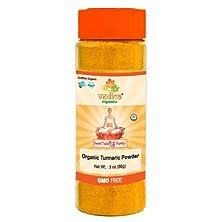 buy Organic Turmeric Powder (3 Oz)