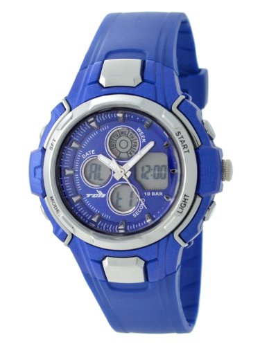 THE CLOCK HOUSE TCH KIDS watch analog digital TH020-BLBL1