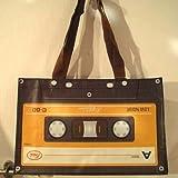 カセットテーププリント エコバッグ