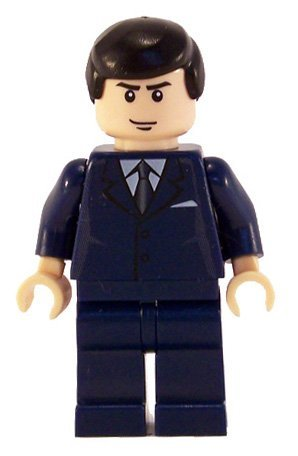 419j54iOYDL Reviews Bruce Wayne   LEGO Batman Figure