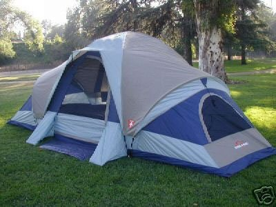 Suisse Sport Wyoming 3 Room Family Dome Tent 18 x 10 : cheap dome tents - memphite.com