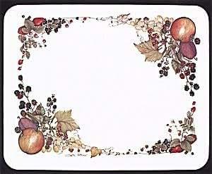Tuftop Tempered Glass Kitchen Board, Basic Design Collection - Fruit Medium