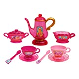 Barbie Charm School Light Up Tea Set