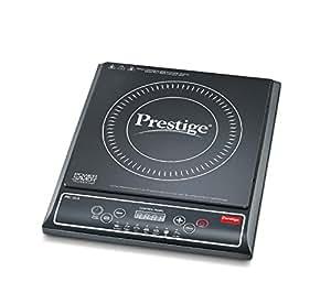 Prestige PIC 25 1200-Watt induction Cooktop (Black)