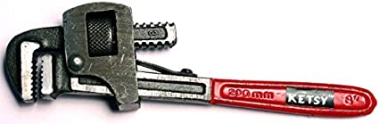 KETSY-523-8-Inch-Pipe-Wrench