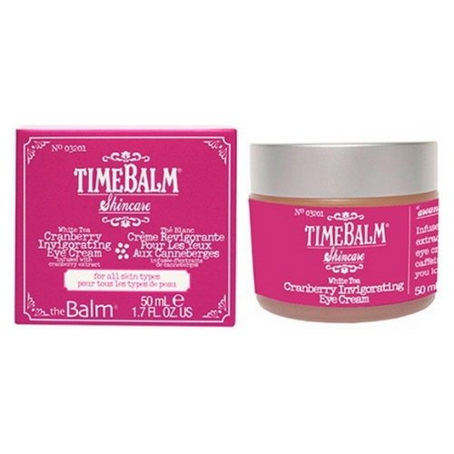(3 Pack) theBalm Cranberry Invigorating Eye Cream - For Normal To Dry