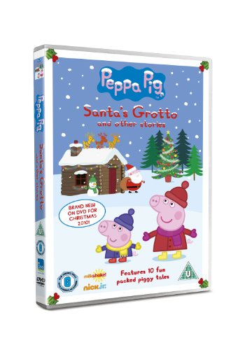 Peppa Pig - Santa's Grotto (Vol 13) [DVD]