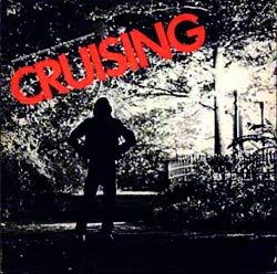 Original album cover of Cruising: Music From the Original Motion Picture Soundtrack: Vinyl Lp: (1980) by Original Motion Picture Soundtrack