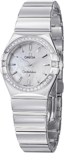 Omega Women's 123.15.27.60.05.002 Constellation Mother-Of-Pearl Dial Watch