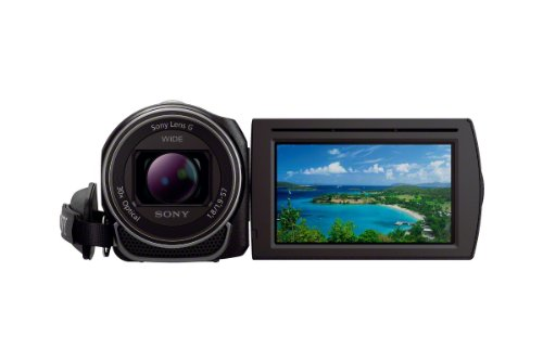 Sale Sony HDR-CX430V High Definition Handycam Camcorder with 3.0-Inch LCD (Black)