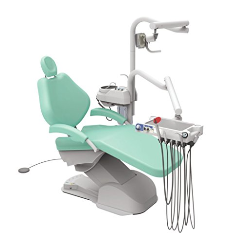 Dpm 2000 Dp-C2000Mi Dental Operatory Chair, Comes With Doctor And Assistant Stool.