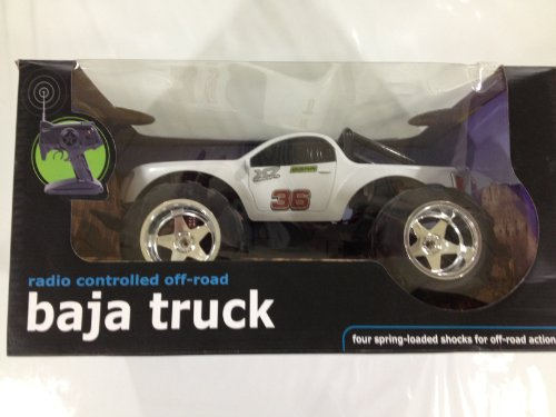 Radio Controlled Off-Road Baja Truck The Black Series by Shift 3