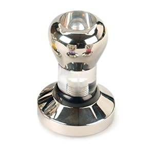 Clear Espresso Tamper Stainless Steel 58 Mm Coffee by RSVP