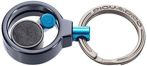 Piquadro PC3345P15/BLU2 Pulse Portachiavi, Blu, 7 cm