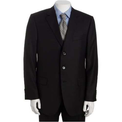 Zegna 'Z Zegna' black wool-silk tonal stripe 3-button suit with single pleat trousers - Buy Zegna 'Z Zegna' black wool-silk tonal stripe 3-button suit with single pleat trousers - Purchase Zegna 'Z Zegna' black wool-silk tonal stripe 3-button suit with single pleat trousers (Zegna, Zegna Apparel, Zegna Mens Apparel, Apparel, Departments, Men, Suits & Sport Coats, Suits & Separates, Single-Breasted)