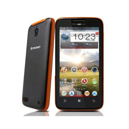 SIMフリーlenovo S750 Android4.2耐塵・防水/4.5インチQHD-IPS/1.2GHzクアッドコア/3G+GSMデュアルSIM/日本語化[並行輸入品]モバイルバッテリー国際電話プリカ付