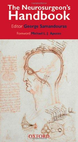 The Neurosurgeon'S Handbook
