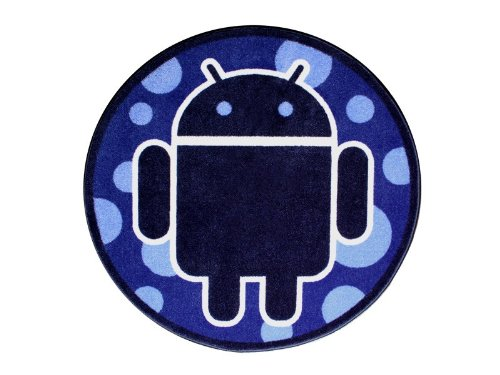 Android Foundry Bubble Bot Android Rug
