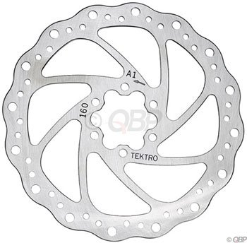 Buy Low Price Tektro 203mm Wavy Type Rotor w/ Bolts (203mm wave type rotor)